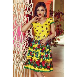 Rochie Gypsy Collection Yellow imagine