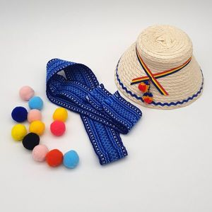 Brau Traditional Copii Albastru imagine