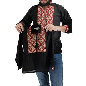 Set Traditional - Camasa Tata Camasa fiu Costel imagine