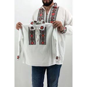 Set Traditional - Camasa Tata Camasa fiu Manole imagine