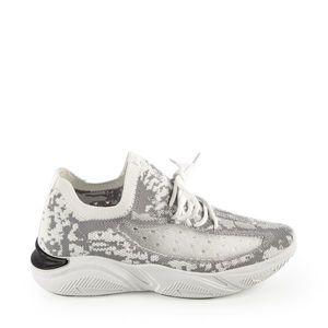 Pantofi sport, din material textil, fara siret imagine