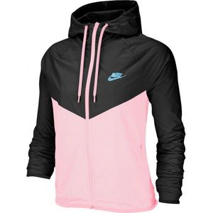 Nike NSW WR JKT negru L - Geacă de damă imagine