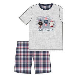 Pijama pentru băieți 551/34 imagine