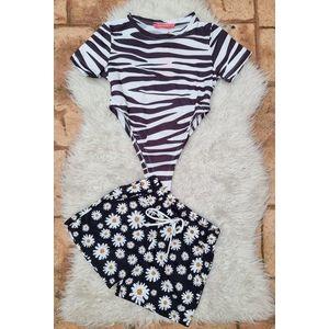 Set dama Magic Zebra si pantalon Margaret imagine