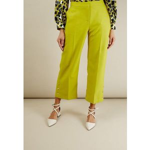 Pantaloni crop drepti imagine