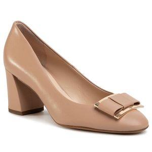 Pantofi HÖGL - 9-105080 Nude 1800 imagine