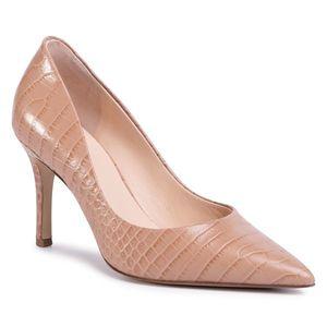 Pantofi cu toc subțire HÖGL - 9-107006 Nude 1800 imagine