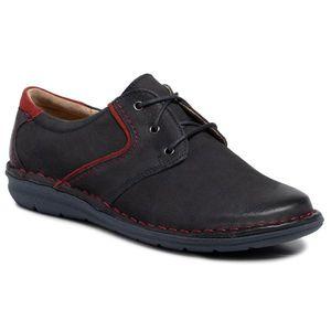 Pantofi GO SOFT - EPOKA-03 Cobalt Blue imagine