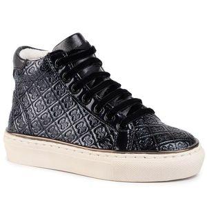 Sneakers GUESS - Missy Hi FI8MIS FAL12 BLACK imagine