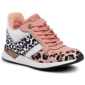 Sneakers GUESS - Rejjy FL5RJ2 FAP12 LEOPARD imagine