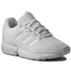 Pantofi adidas - Zx Flux C S76296 Ftwwht/Ftwwht/Ftwwth imagine