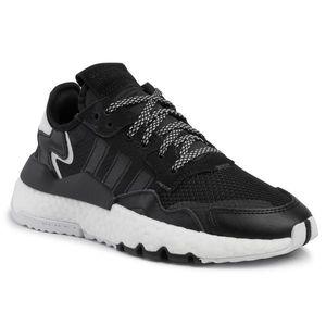 Pantofi adidas - Nite Jogger J EE6481 Cblack/Cblack/Carbon imagine