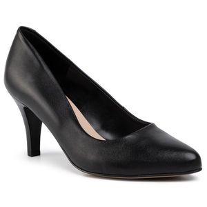 Pantofi LASOCKI - 727-01 Black 1 imagine