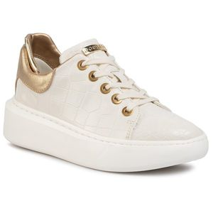 Sneakers GUESS - Braylin FL5BRA PEL12 WHITE imagine