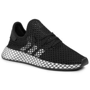Pantofi adidas - Deerupt Runner J CG6840 Cblack/Ftwwht/Grefiv imagine
