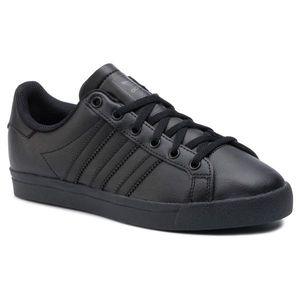 Pantofi adidas - Coast Star J EE9700 Cblack/Cblack/Gresix imagine