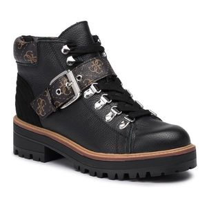 Trappers GUESS - Irvin FL8IRV FAL10 BLACK/BROWN imagine
