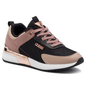 Sneakers GUESS - Marlyn3 FL7MAR FAM12 BLACK imagine