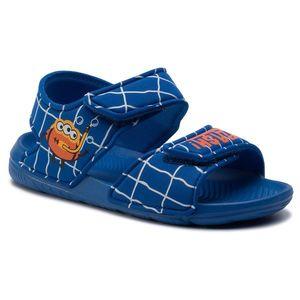 Sandale adidas - Altaswim C EF0375 Blue/Blue/Orange imagine