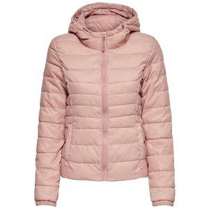 ONLY Geacă de primăvară-toamnă roz pal imagine