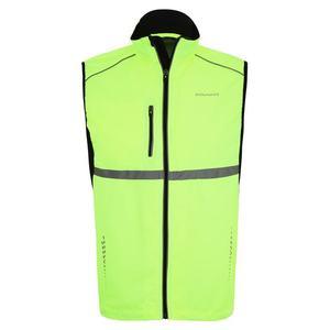 ENDURANCE Vestă sport 'Laupen' verde neon / gri imagine