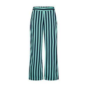 VERO MODA Pantaloni 'Stinna' albastru / verde jad imagine