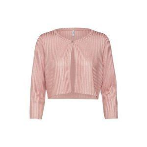ONLY Geacă tricotată 'CAROLA' roz imagine