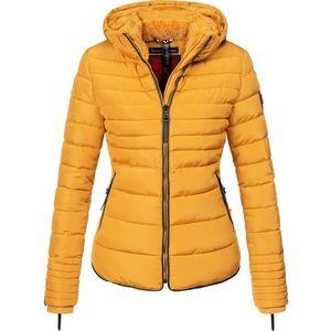 MARIKOO Geacă de iarnă 'Amber' galben auriu imagine
