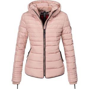 MARIKOO Geacă de iarnă 'Amber' roz imagine