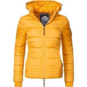 MARIKOO Geacă de iarnă 'Sole' galben imagine