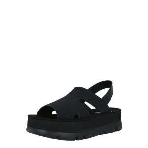 CAMPER Sandale cu baretă 'Oruga Up' negru imagine