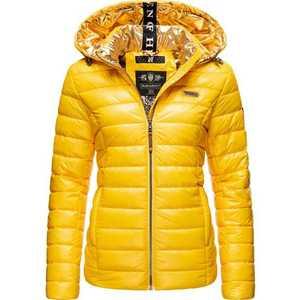 NAVAHOO Geacă de iarnă 'Aurelianaa' galben imagine