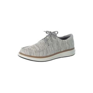 RIEKER Pantofi cu șireturi gri / bej amestecat imagine