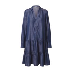 ESPRIT Rochie tip bluză albastru denim imagine