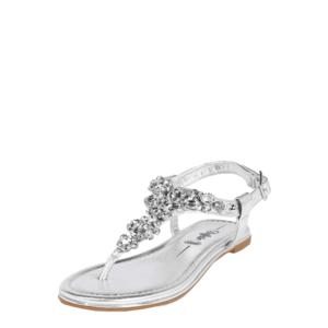 BUFFALO Sandale argintiu imagine