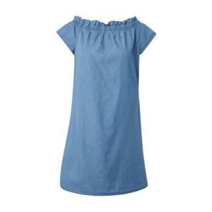 Eight2Nine Rochie de vară albastru denim imagine