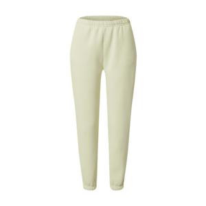 Gina Tricot Pantaloni verde pastel imagine
