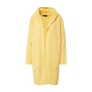 Zwillingsherz Geacă tricotată 'Annabell' galben imagine