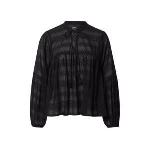ONLY Bluză 'NEW ELISA' negru imagine