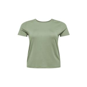 Vero Moda Curve Tricou 'AVA' verde măr imagine