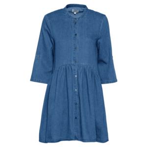 ONLY Rochie tip bluză 'CHICAGO' albastru denim imagine