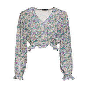 Trendyol Bluză mai multe culori imagine