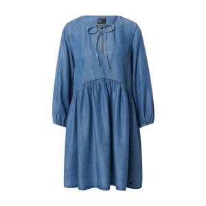 Superdry Rochie albastru denim imagine