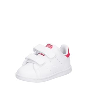 ADIDAS ORIGINALS Sneaker 'Stan Smith' alb / roz închis imagine