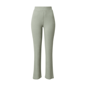 Gina Tricot Pantaloni 'Stina' verde pastel imagine