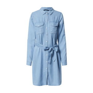 VERO MODA Rochie tip bluză 'MIA' albastru denim imagine