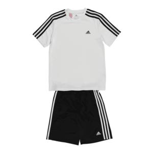 ADIDAS PERFORMANCE Îmbrăcaminte sport alb / negru imagine