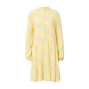 mbym Rochie tip bluză 'Marranie' galben imagine