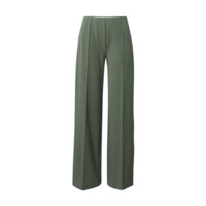 modström Pantaloni cu dungă 'Gene' verde închis imagine