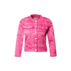 GUESS Geacă de primăvară-toamnă roz / roz închis imagine